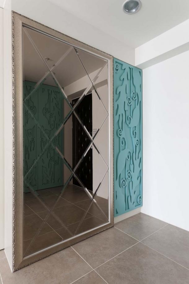 雕刻房间牌边框